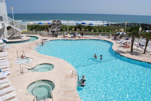 Sea Watch Resort Top Rated Oceanfront Myrtle Beach Condo