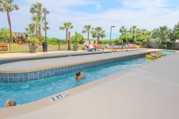 South Wind Resort Beach View Direct Access To The Outdoor Pool Lazy River